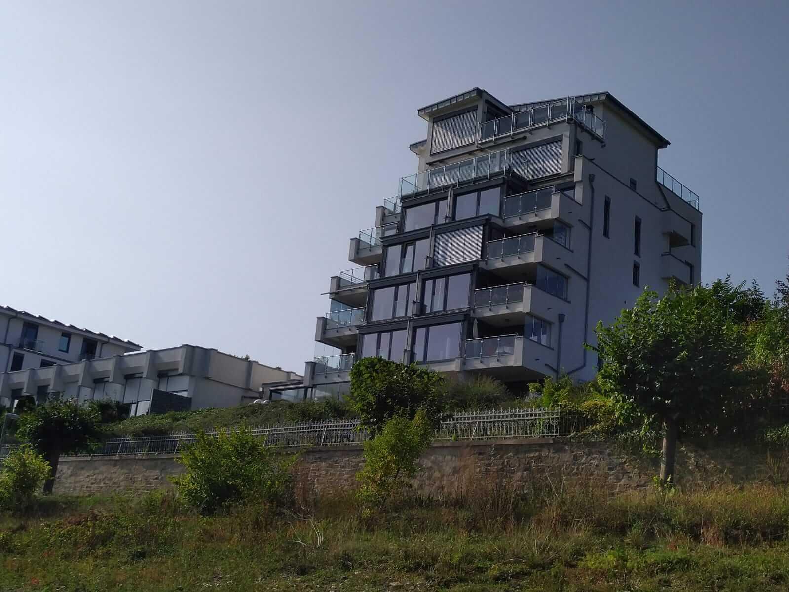 Mehrfamilienwohnhaus – Kurhotel, Bad Breisig