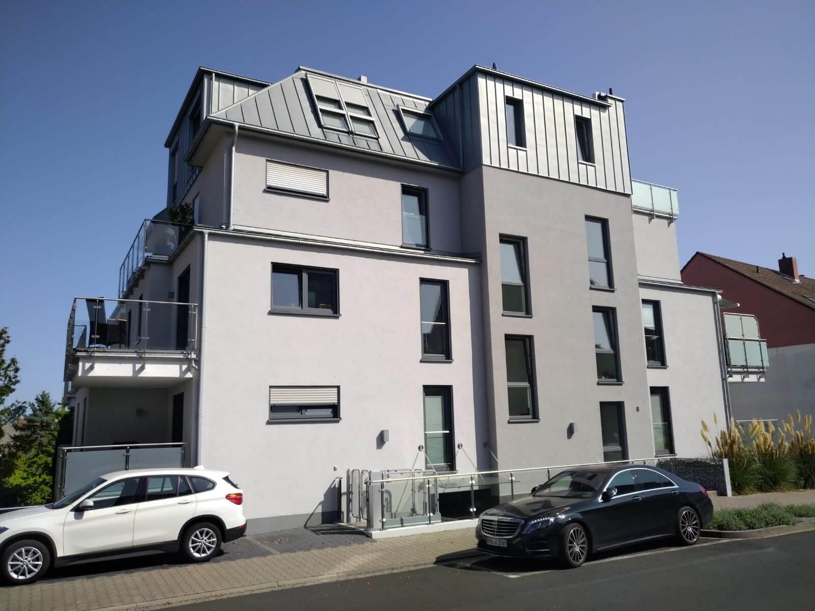 Mehrfamilienwohnhaus – Frankenstraße, Andernach
