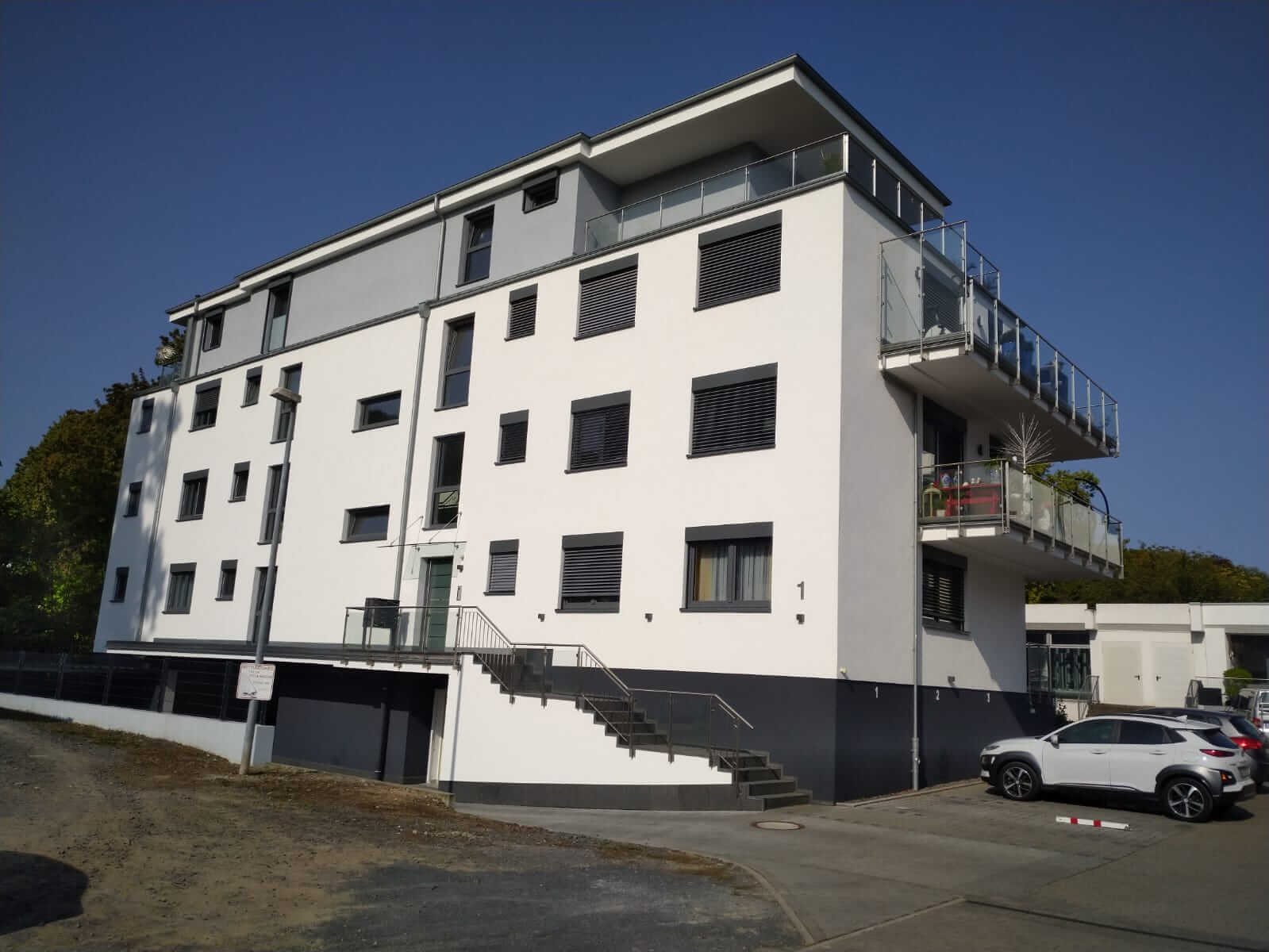 Mehrfamilienwohnhaus – Tempelgasse 1, Bad Breisig
