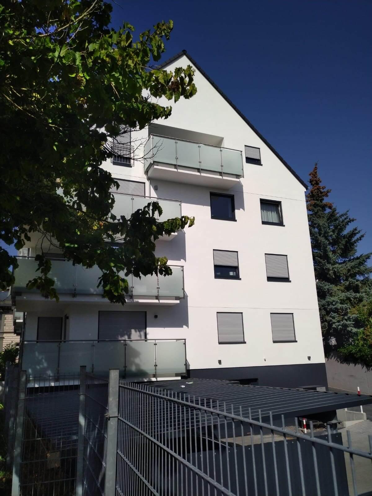 Mehrfamilienwohnhaus – Bismarkstraße, Andernach