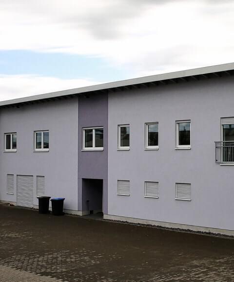 Lagerhalle & Unterkunft – THW Andernach