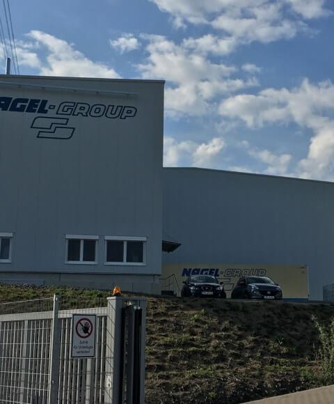 Lagerhalle – Firma Nagel Andernach